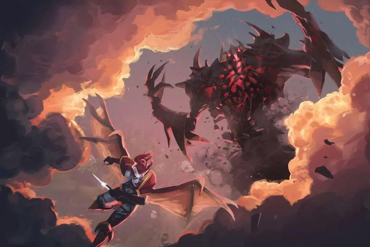 Bracer, Wraith Band i Null Talisman nerfovani u najnovijem Dota 2 peču
