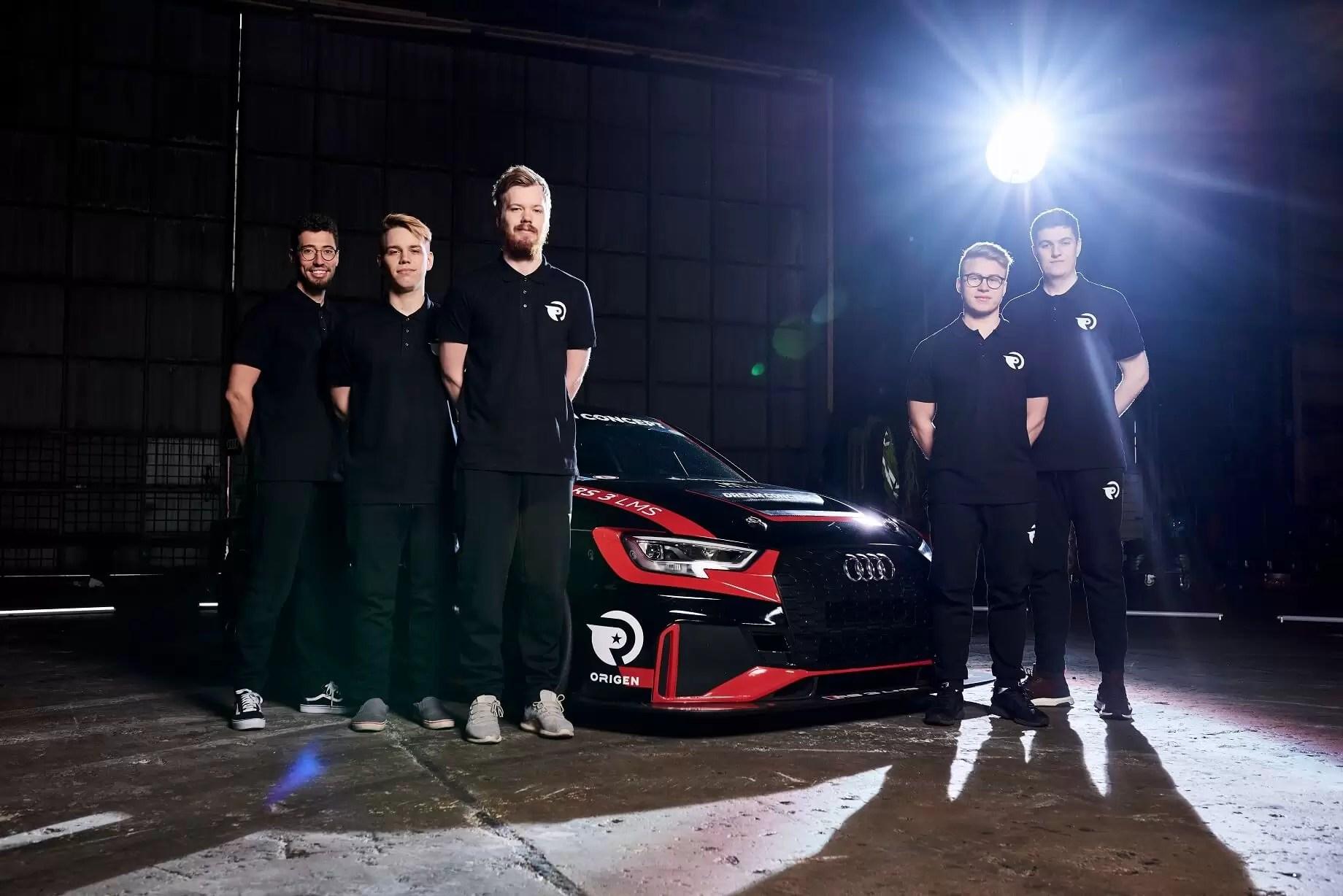 Audi sklopio partnerstvo sa Origenom pred početak nove LEC sezone