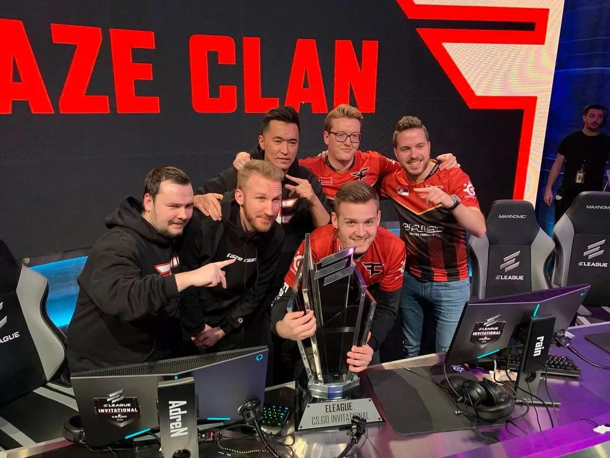 CS:GO – Faze Clan započinje 2019. godinu pobedom na turniru u Atlanti