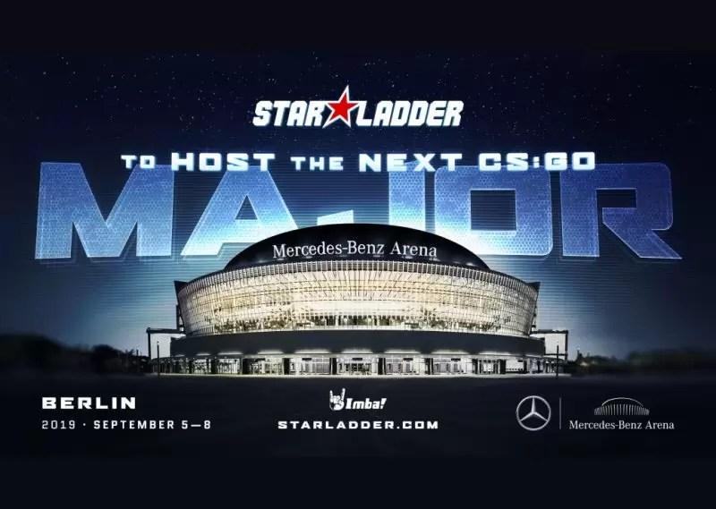 Berlin je i zvanično domaćin narednog CS:GO Majora