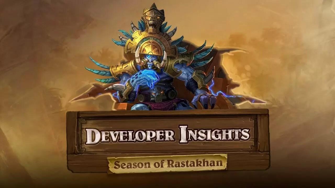 Hearthstone: Najavljen The Season of Rastakhan