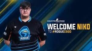 CS:GO – Rogue dovodi Nika
