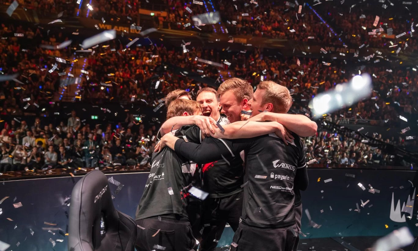 G2 Esports je novi šampion Evrope