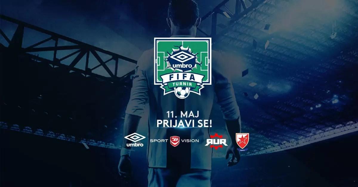 Sport Vision i UMBRO organizuju FIFA19 turnir!