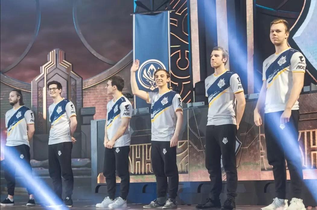 G2 Esports vratio Evropi krunu najbolje ekipe na svetu