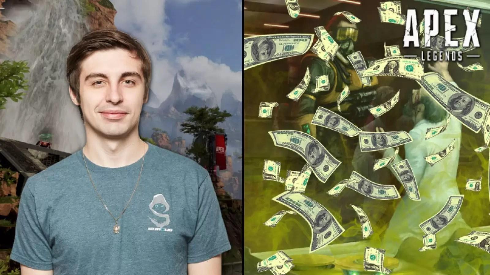 Shroud otkriva da je Respawn hteo da ubaci CS:GO sistem ekonomije u Apex Legends