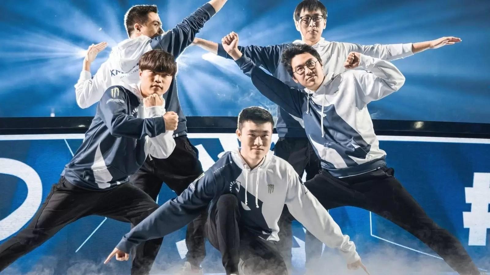 Team Liquid se kvalifikovao za World championship