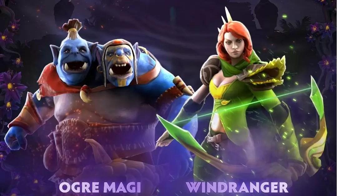 Windranger i Ogre su poslednja dva heroja u borbi za novu Arcanu