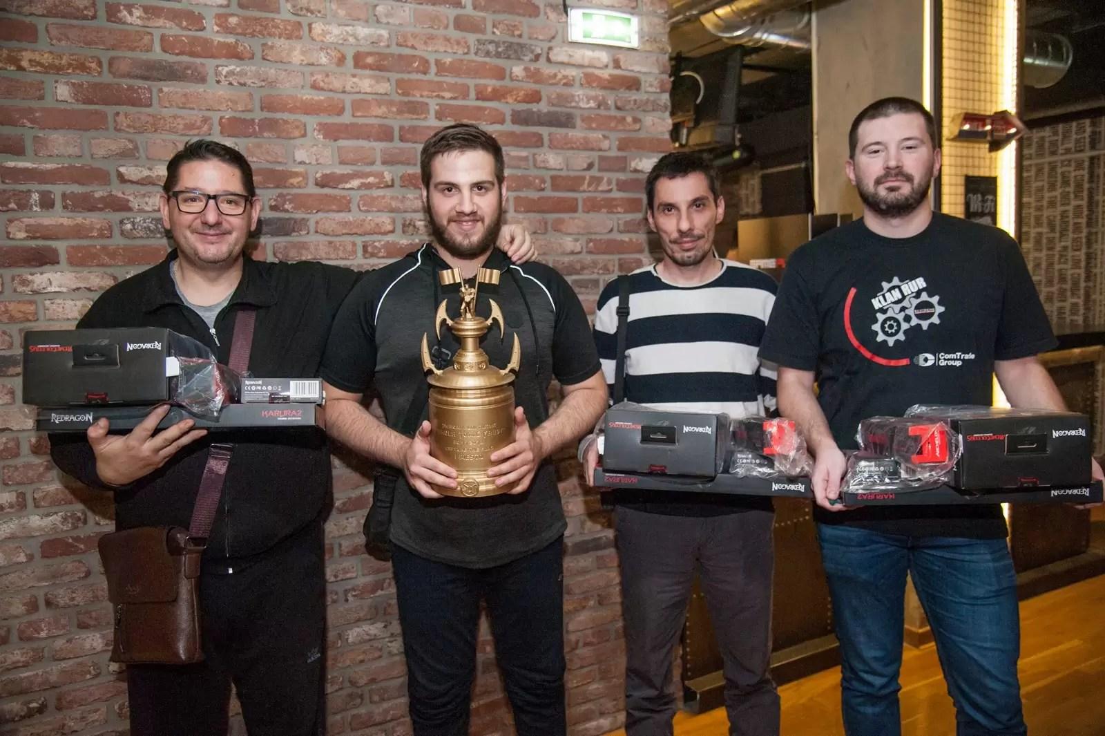 Završen turnir posvećen godišnjici Unreal Tournamenta