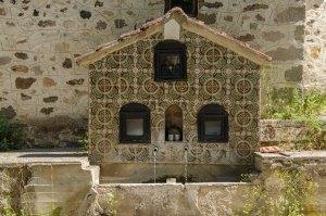 Monastery St. Elijah – Bren, village Gradeshnica