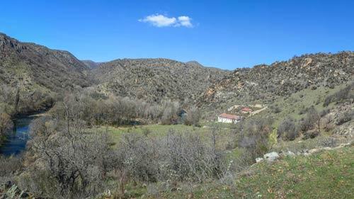 Monastery complex Chebren