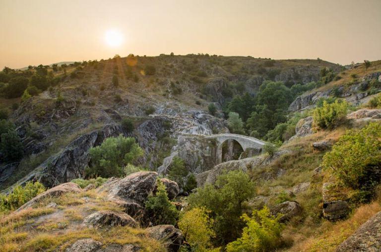 Stone Bridge Zovich village