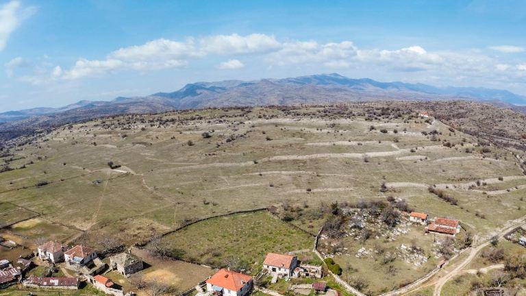 """""""Marta"""" archeological locality – village Zovikj"""