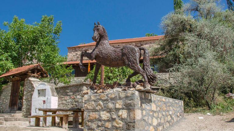 Read more about the article Monument « Victoire- 100 ans après », village Gradechnitsa, Mariovo