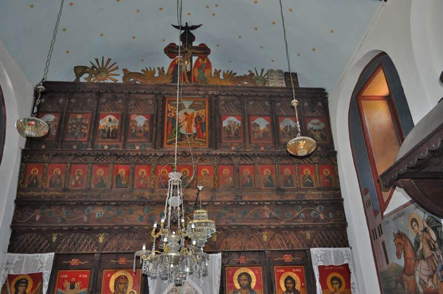 Church St. Mary, village Staravina