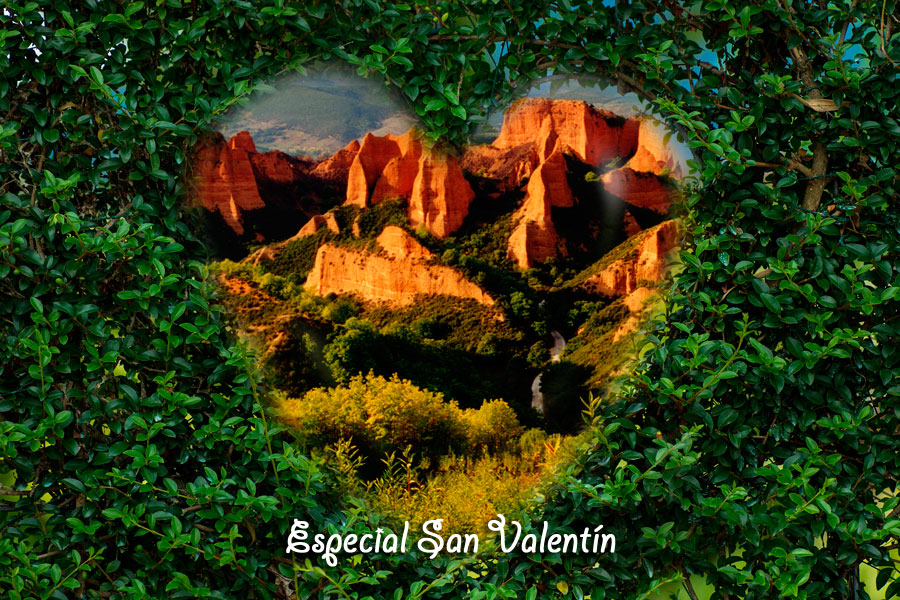 Promoción San Valentin Médulas