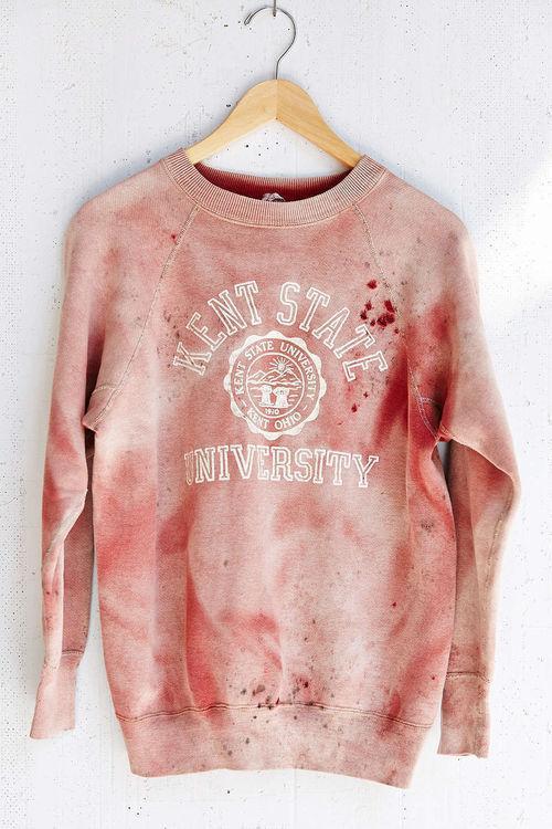 "Urban Outfitters ""Vintage"" Kent State sweatshirt"