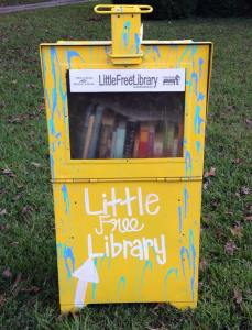 Little Free Library, Washington County, GA