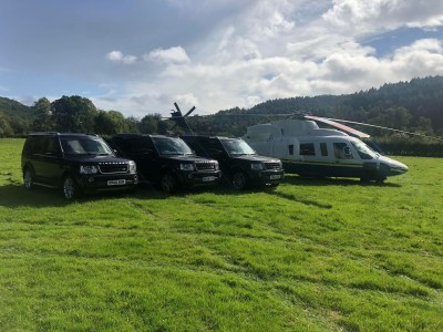 3 Discoveries and a Helicopter at Rievaulx Abbey