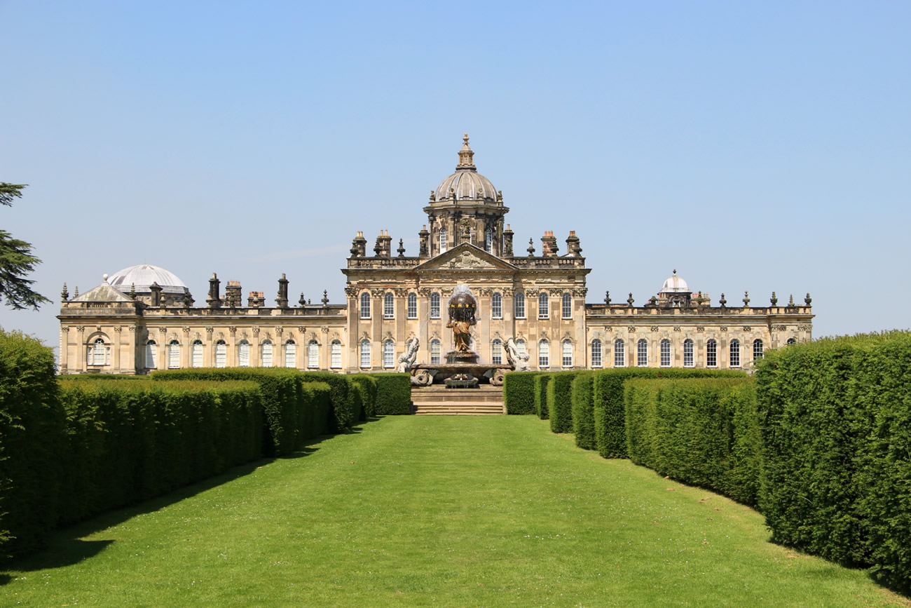 Castle Howard Wedding Venue