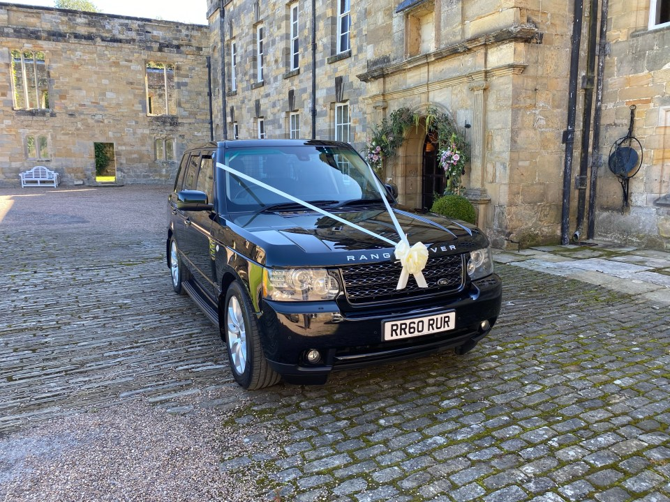 Range Rover – Wedding Cars