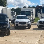 BMW, Mercedes, Landrover Discovery & Jaguar Unit Vehicles