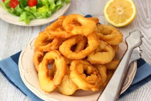 Calamares fritos à andaluza