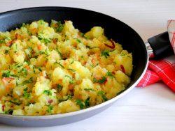 Esmagada de batata