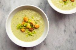 Sopa de legumes simples
