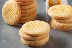 Biscoitos de manteiga fáceis e rápidos