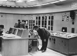 Portarlington control room