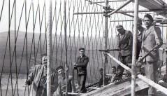 Construction crew, c1958