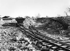 View of railway system