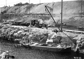 Working on Embankments