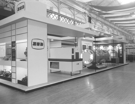 ESB science exhibit, RDS 28 October 1966