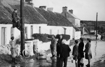 Rosses Point, 1940s