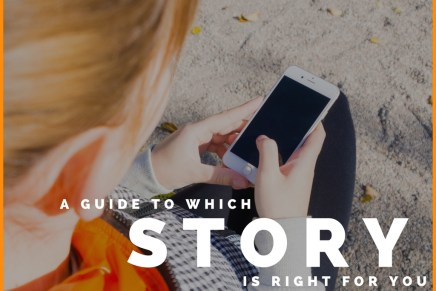 A Guide to which 'Story' is Right for You