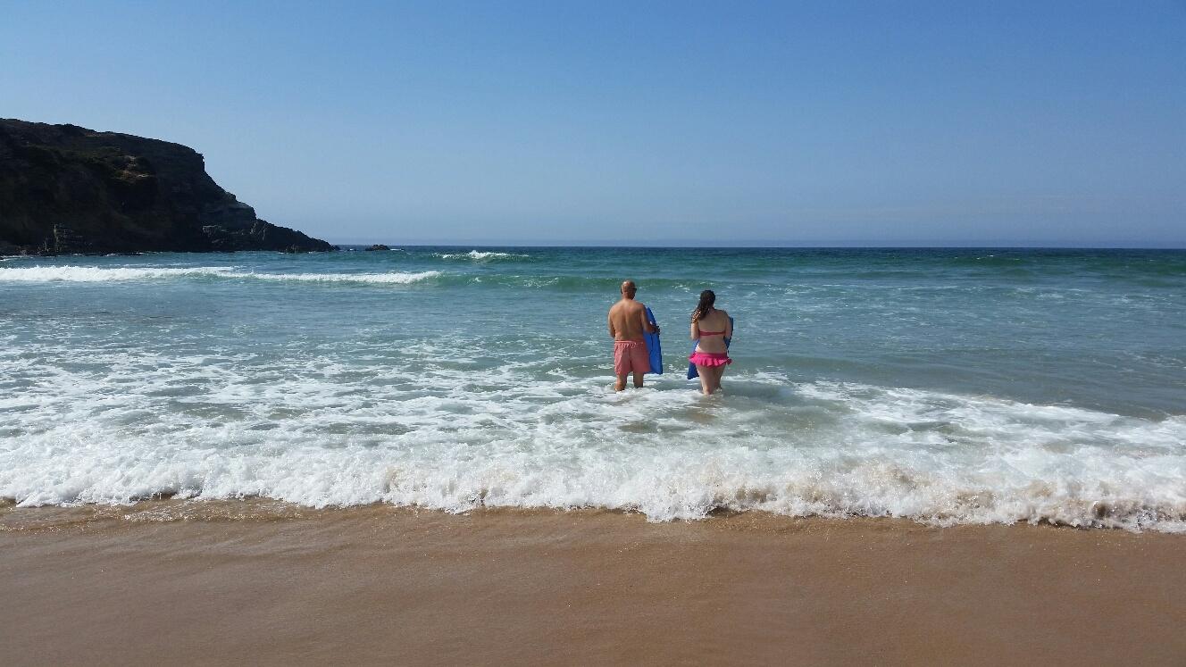 praia de carvalhal