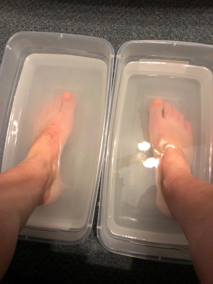 DIY Epsom Salt Foot Soak - Her Rural Highness