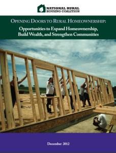 Opening Doors to Rural Homeownership (2012)