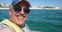 Selfie near Grayton Beach