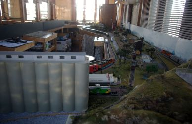 Creston Model Railroader's Display