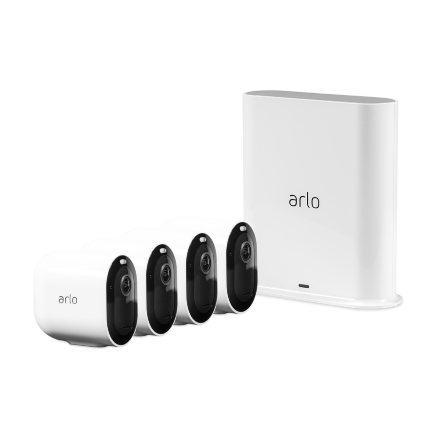 Arlo Pro 3 – Wire-Free Security 4 Camera System