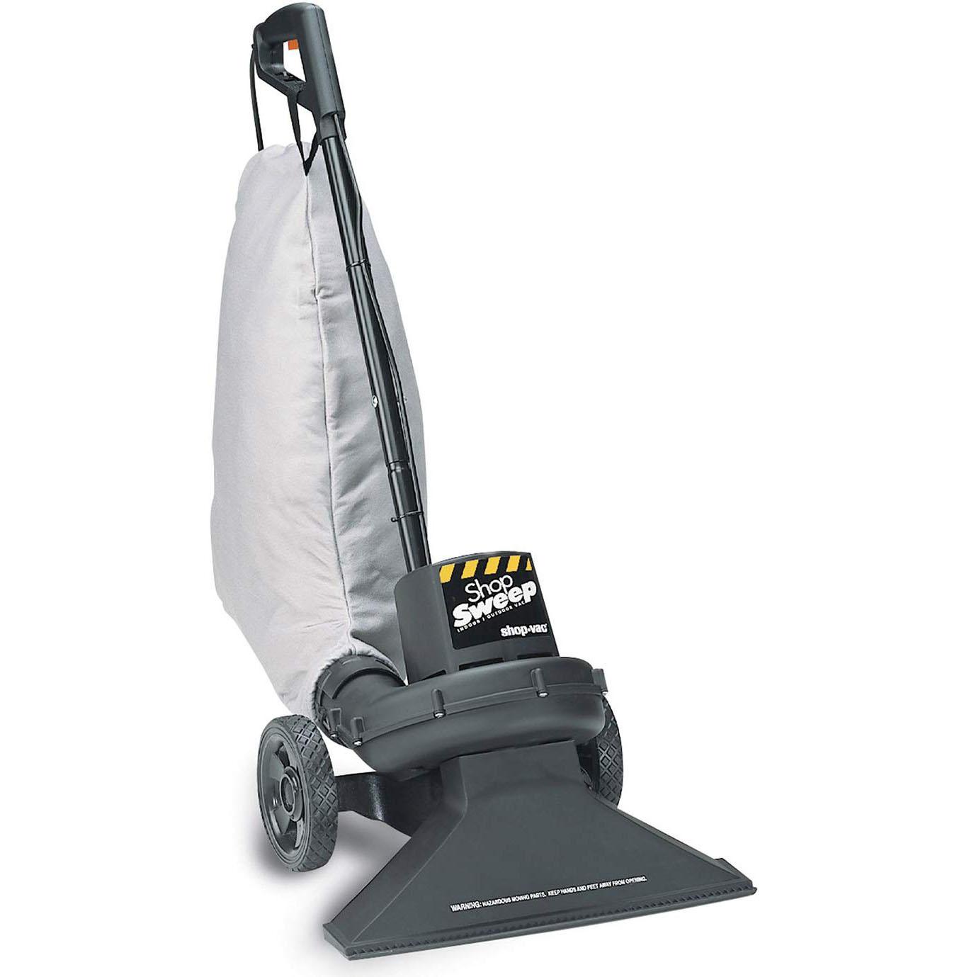Shop-Vac – Shop Sweep Indoor/Outdoor Vacuum