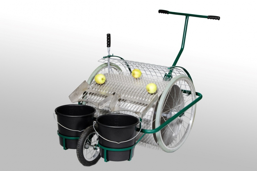 Huemer Obsterntetechnik – Type 800 Fruit Collector