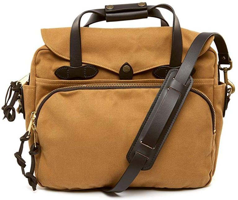 Filson – Rugged Twill Padded Computer Bag