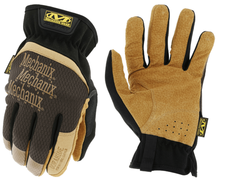 Mechanix Wear – Leather FastFit Glove