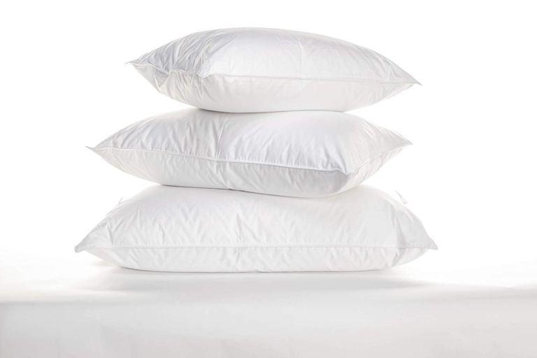 Ogallala Comfort – Hypoallergenic Milkweed Pillow