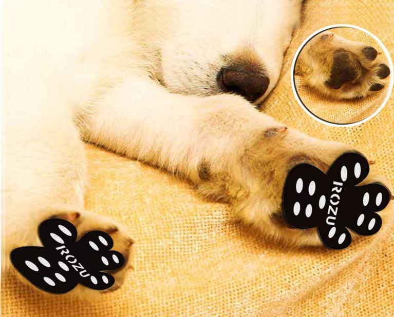 ROZU Dog Paw Protection Pads