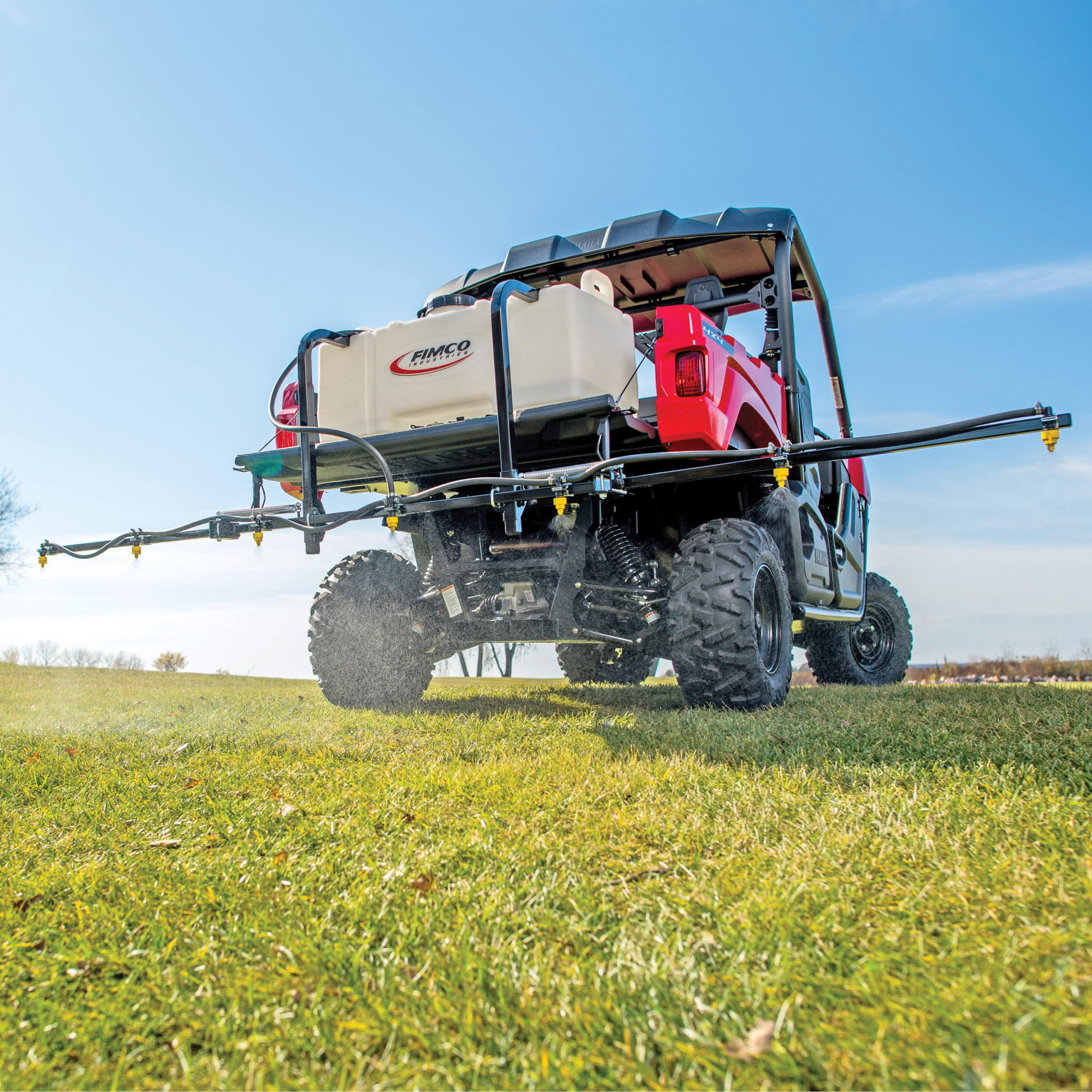 Fimco – 65-Gallon UTV Sprayer